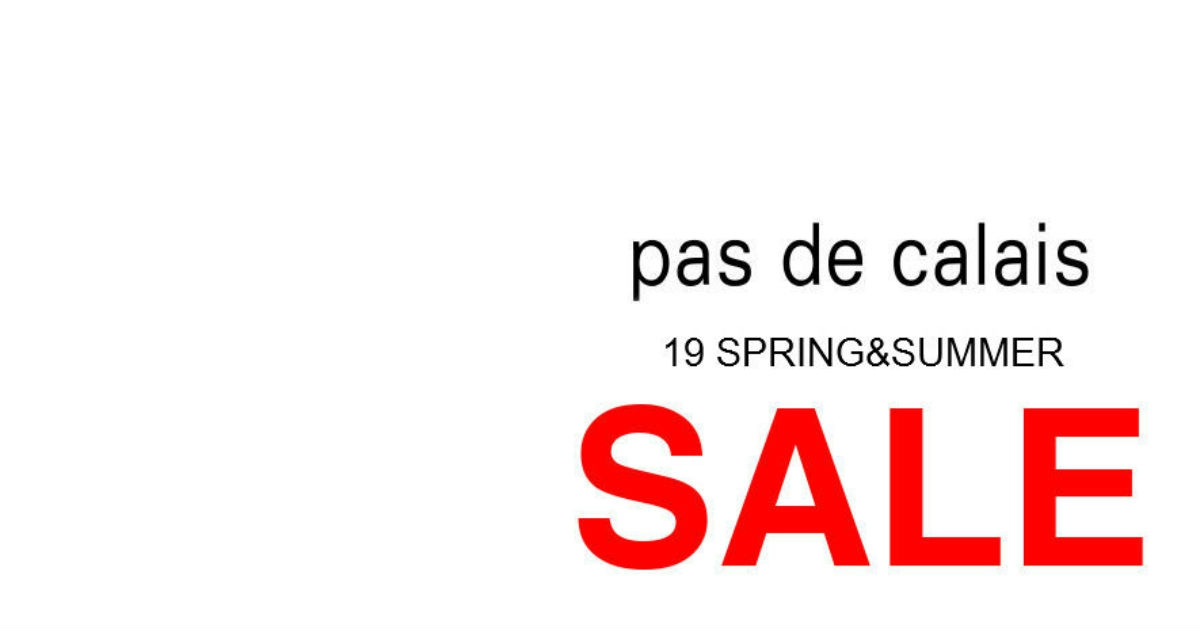 Summer SALE 2019 UP to 60%OFF