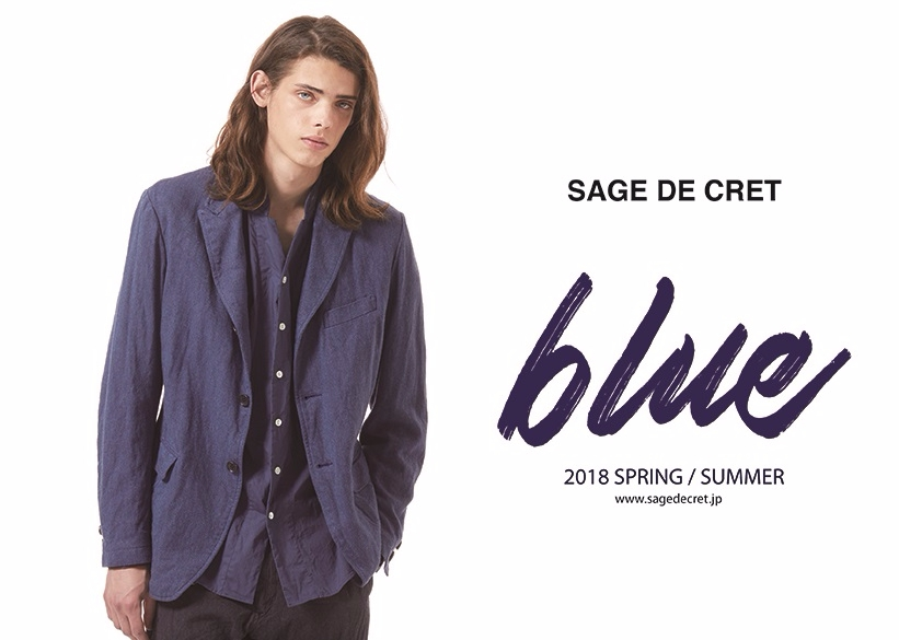 SAGE DE CRET SPRING / SUMMER 2018 COLLECTION SCHEDULE