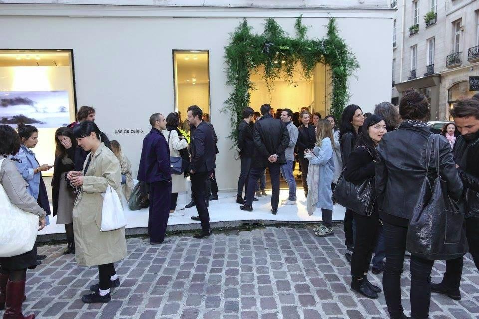 paris grand opening